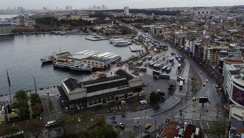 Kadıköy'de açık alanlarda toplantı ve gösteri yürüyüşü yasaklandı