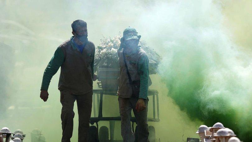 SON DAKİKA: Brezilya'da korkunç koronavirüs bilançosu: Son 24 saatte 4 bine yakın can kaybı! - Haberler
