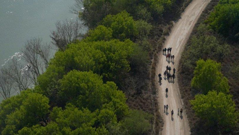 SON DAKİKA: ABD-Meksika sınırındaki insanlık dramı kameralara yansıdı! - Haberler
