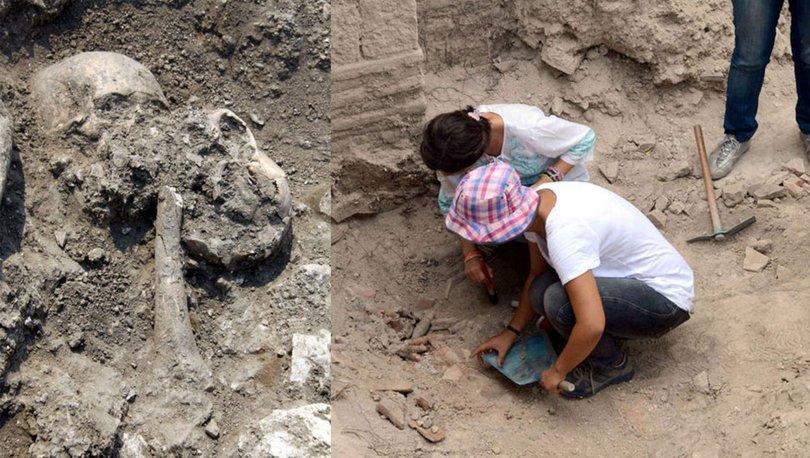 Avcılar'da 800 bin yıl öncesinin yaşam izleri bulundu - Haberler