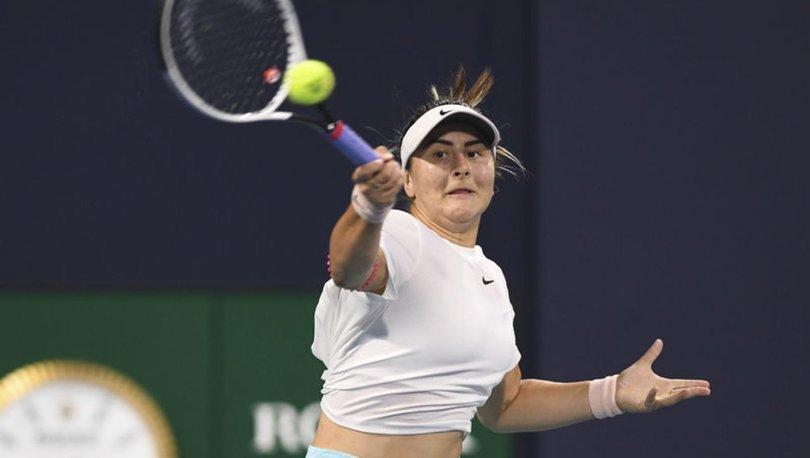 Miami Açık'ta kadın tenisçilerin yarı final eşleşmeleri belli oldu