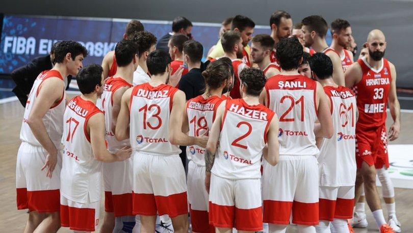 A Milli Erkek Basketbol Takımı'nın olimpiyat elemeleri maç takvimi açıklandı