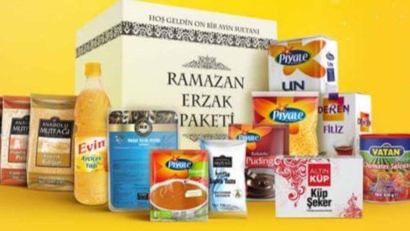 2021 Şok Ramazan erzak paketi: 2021 Şok Market Ramazan kolisi içeriği ne? İşte Şok Ramazan Kolisi fiyatı