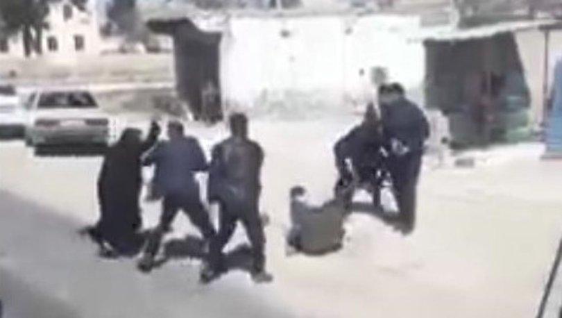 ŞAŞKINA ÇEVİRDİ! Esenyurt'ta kılıçlı pompalı tüfekli kavga kamerada! İşte görüntüler - Haberler