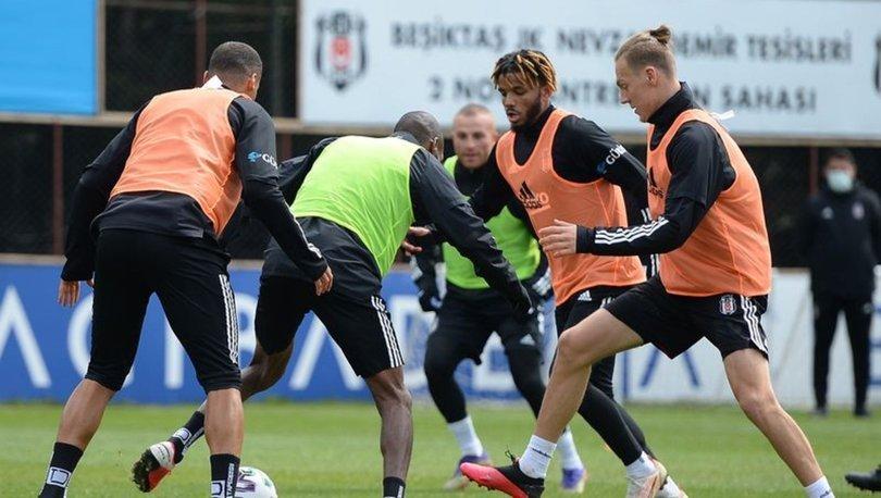 Beşiktaş'ta Kasımpaşa maçının hazırlıkları devam ediyor