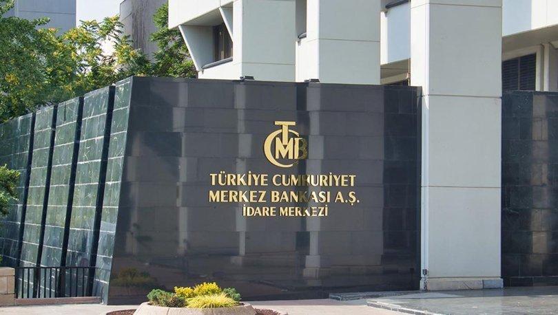 Merkez Bankası rezervleri 90 milyar 640 milyon dolar oldu