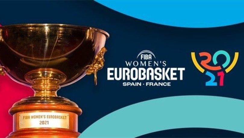 A Milli Kadın Basketbol Takımı'nın Avrupa Şampiyonası maç programı açıklandı