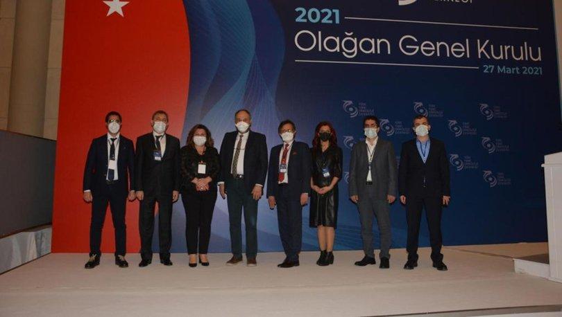 Türk Tıbbi Onkoloji Derneği başkanını seçti