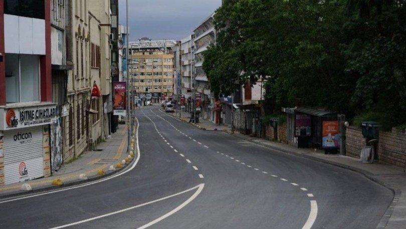 Hata sonu sokağa çıkma yasakları ne zaman başlayacak? Cumartesi yasak var mı?
