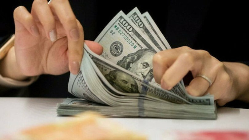 Dolar/TL'de düşüş