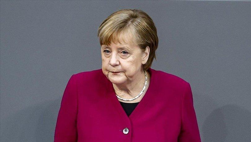 Almanya Başbakanı Merkel: