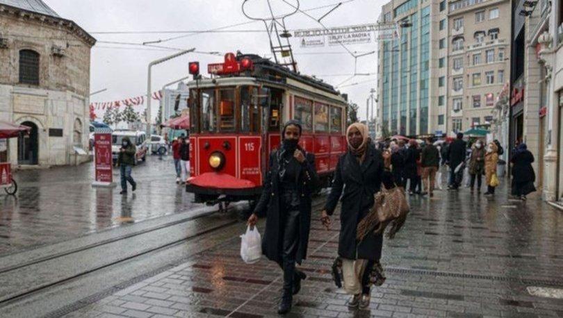 Cumartesi İstanbul'da yasak var mı? Hafta sonu İstanbul'da sokağa çıkma var mı? Cumartesi İstanbul kısıtlama v