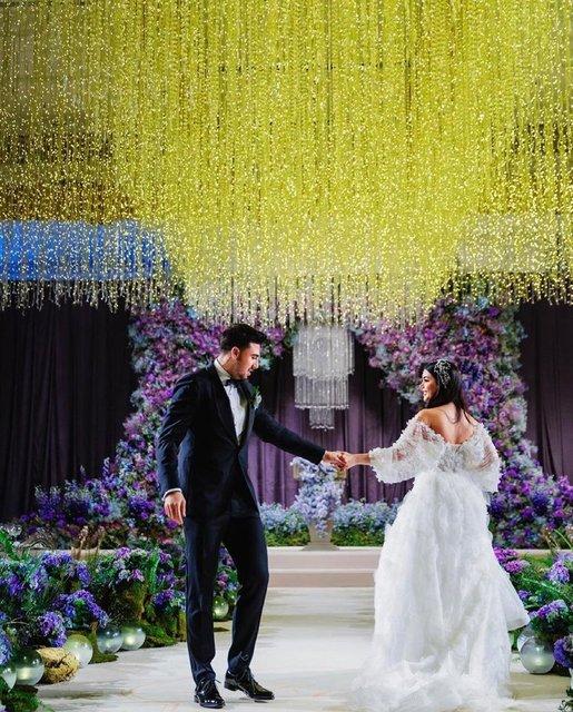 DÜĞÜNDEN KARELER: Ozan Tufan ve Rojin Haspolat'ın düğününden yeni fotoğraflar - Magazin haberleri