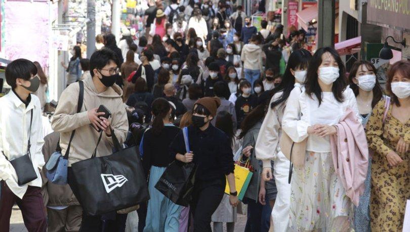 Japonya Kovid-19 vakalarının arttığı 3 bölgede sert tedbirler alacak