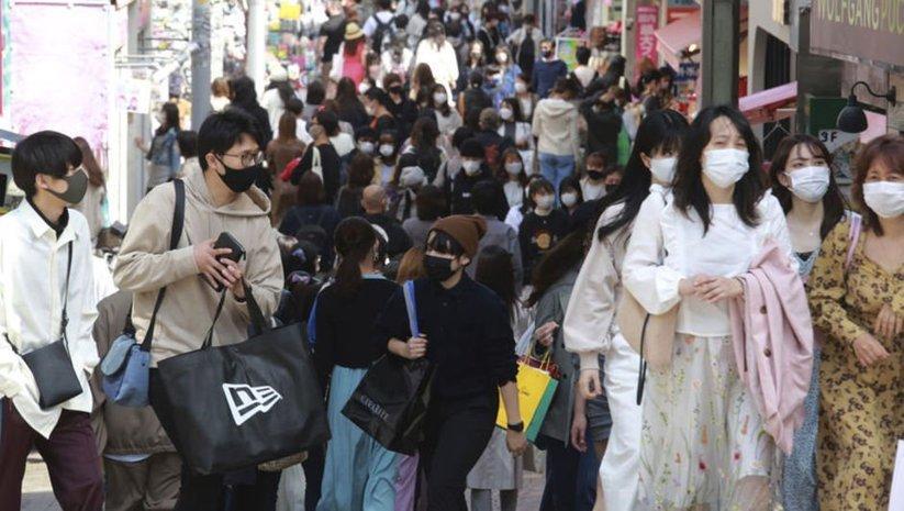 Japonya'dan vakaların arttığı 3 bölgede sert önlemler