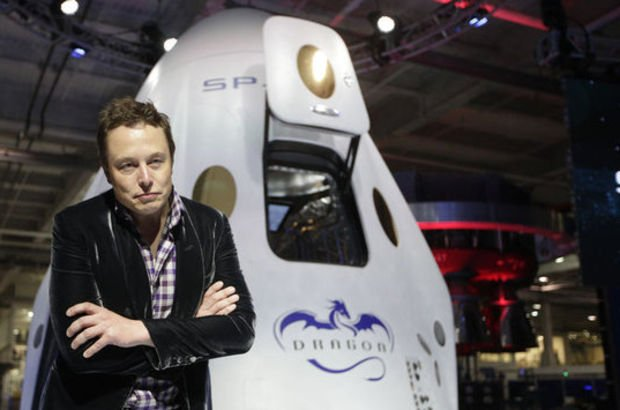 Yılmıyor! Elon Musk yeni kapsülü tanıttı