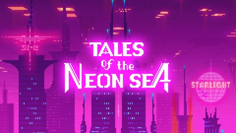 Epic Games Store Tales of the Neon Sea oyununu ücretsiz!