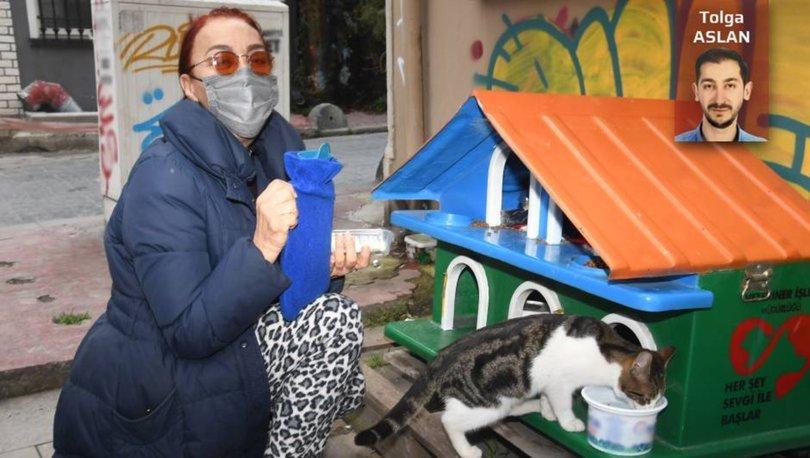 Leman Sam: Hayvanlar için çok üzülüyorum - Magazin haberleri