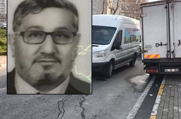 Kamyonetin çarptığı imam hayatını kaybetti