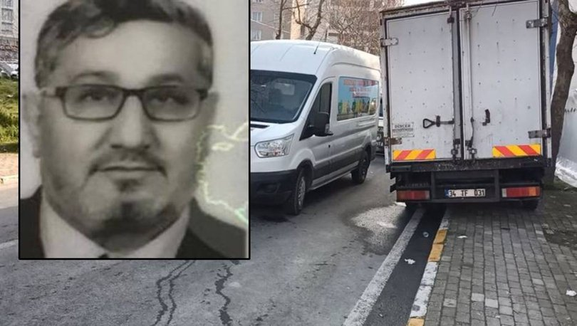 Kamyoneti çarptığı imam hayatını kaybetti
