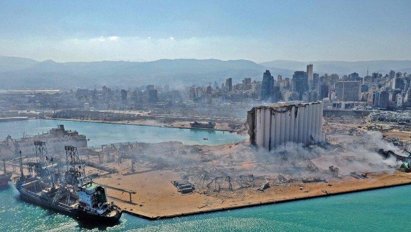 Almanya Beyrut Limanı'nın yeniden inşası için teklifte bulunacak