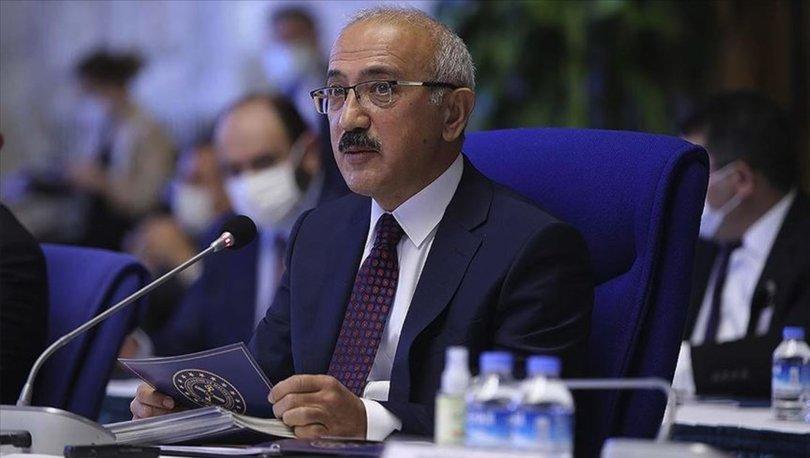 Son dakika... Bakan Elvan, AB üyesi ülkelerin büyükelçilerine ekonomi reformlarını anlattı