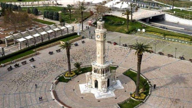 İzmir'de yarın sokağa çıkma yasağı var mı? Cumartesi İzmir'de yasak var mı? 3 4 Nisan İzmir kısıtlama var mı?