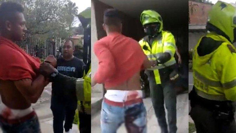 Son dakika haberi - Ailesine saldıran yıldız futbolcu gözaltına alındı! - Spor haberleri