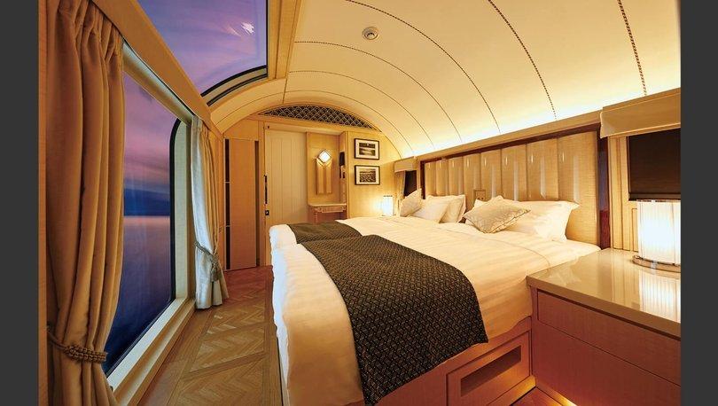 Türkiye'nin ilk yataklı lüks treni yola çıkıyor: Kapadokya Ekspresi... - Haberler