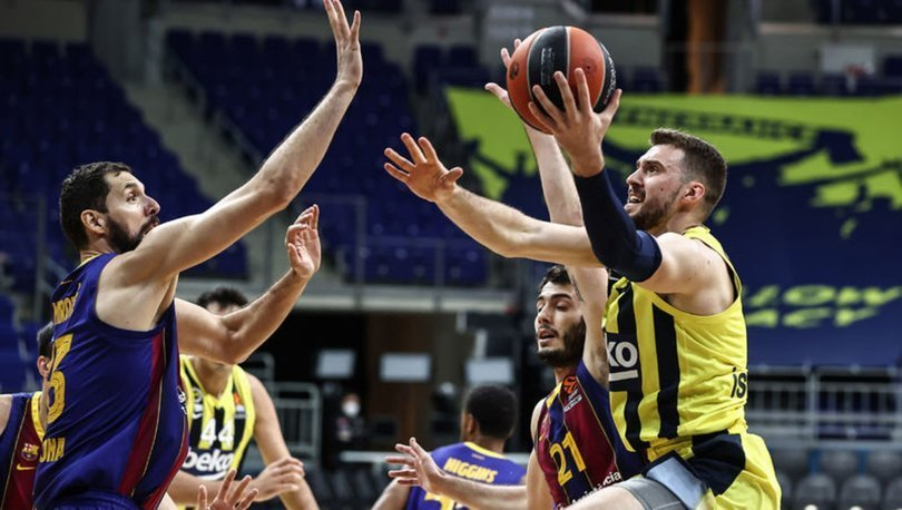 Fenerbahçe Beko: 73 - Barcelona: 82   MAÇ SONUCU