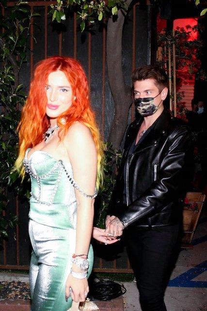 Bella Thorne ile Benjamin Mascolo evleniyor - Magazin haberleri