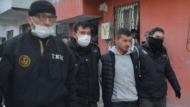 ŞAFAK BASKINI! Son dakika: Adana'da PKK operasyonu!