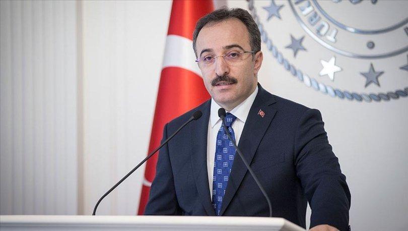 İçişleri Bakan Yardımcısı Çataklı'dan Yunan Bakanın iddialarına sert yanıt