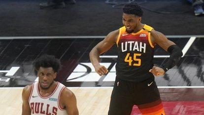 Utah Jazz rekor kırdı!