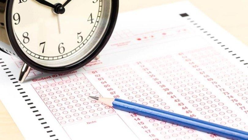 MSÜ sınavı giriş belgesi sorgula: MSÜ sınavı ne zaman? MSÜ sınavı saat kaçta başlayacak?