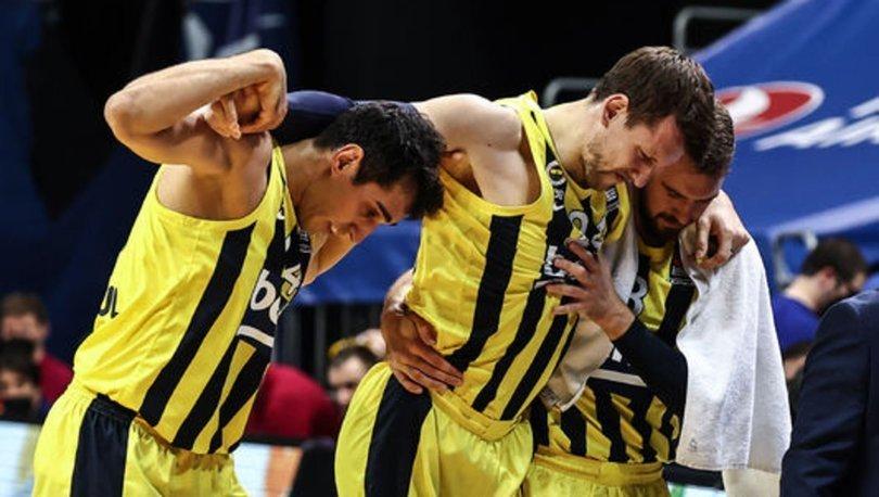 Fenerbahçe Beko'da Vesely şoku!