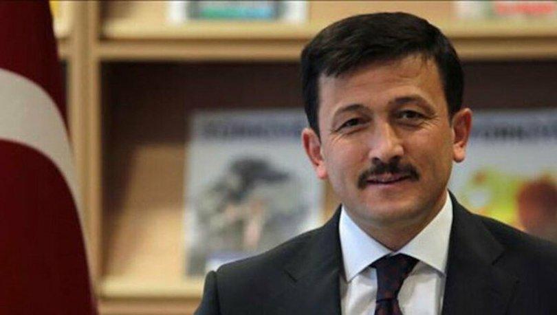 SON DAKİKA: AK Partili Dağ'dan