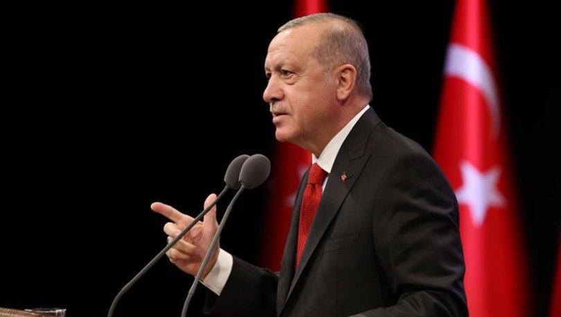 Cumhurbaşkanı Recep Tayyip Erdoğan'dan Paskalya mesajı