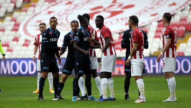 Sivasspor - Trabzonspor   CANLI YAYIN