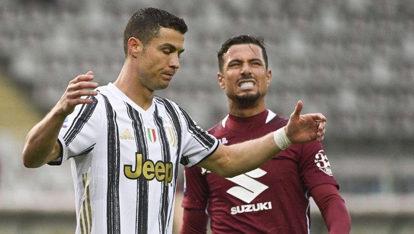 Torino: 2 - Juventus: 2 MAÇ SONUCU