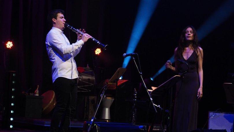 Genç müzisyenler Cemal Reşit Rey'de