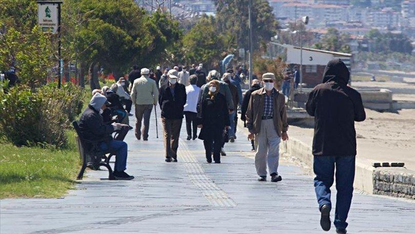Bu cumartesi 65 yaş üstü sokağa çıkma yasağı var mı? Hafta sonu 65 yaş üstü yasak var mı?