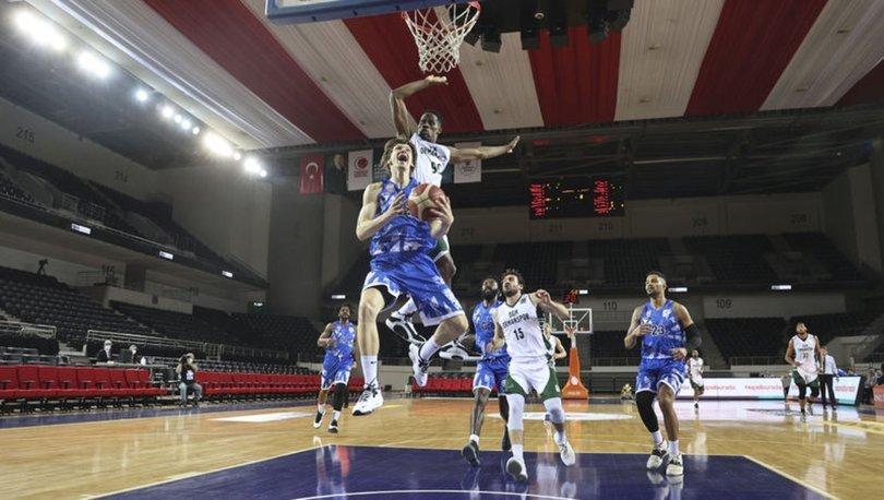 Basketbol Süper Ligi'nde 27. hafta başladı