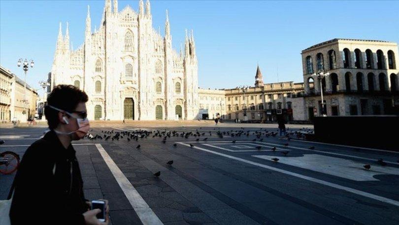 İtalya'da korona alarmı! Tüm ülke kızardı Son dakika haberleri