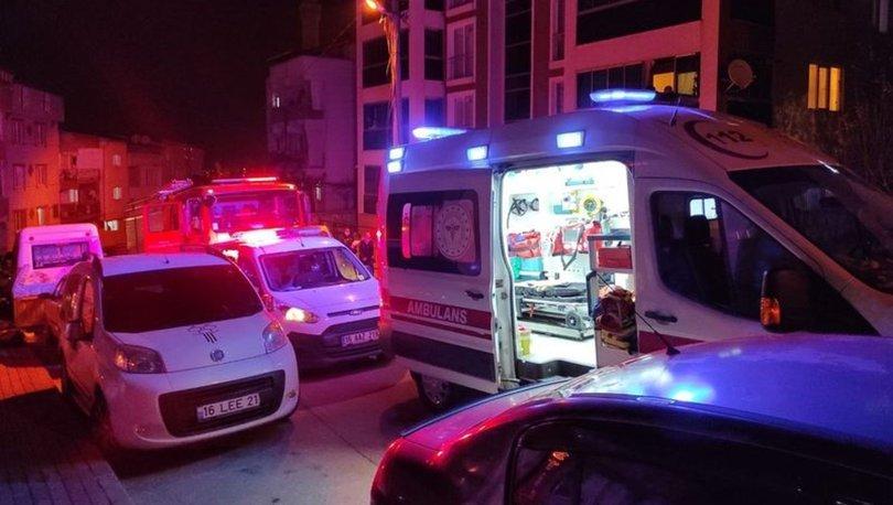 Bursa'da bir kadın bunalıma girerek intihara kalkıştı