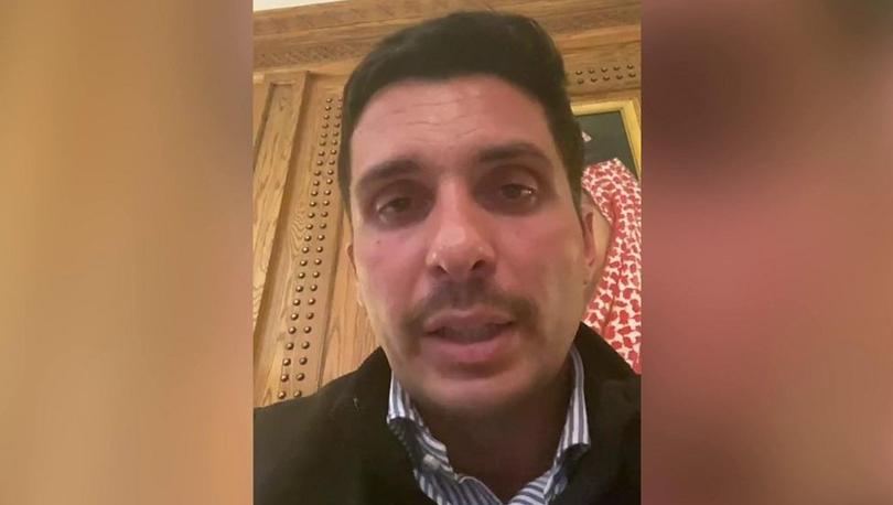 Ürdün eski Veliaht Prensi Hamza bin Hüseyin 'ev hapsinde'