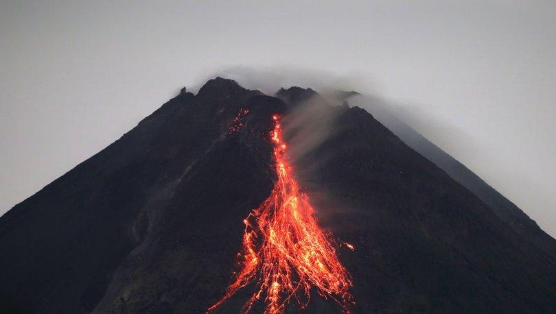 SON DAKİKA: Endonezya'daki Merapi Yanardağı yeniden harekete geçti - Haberler