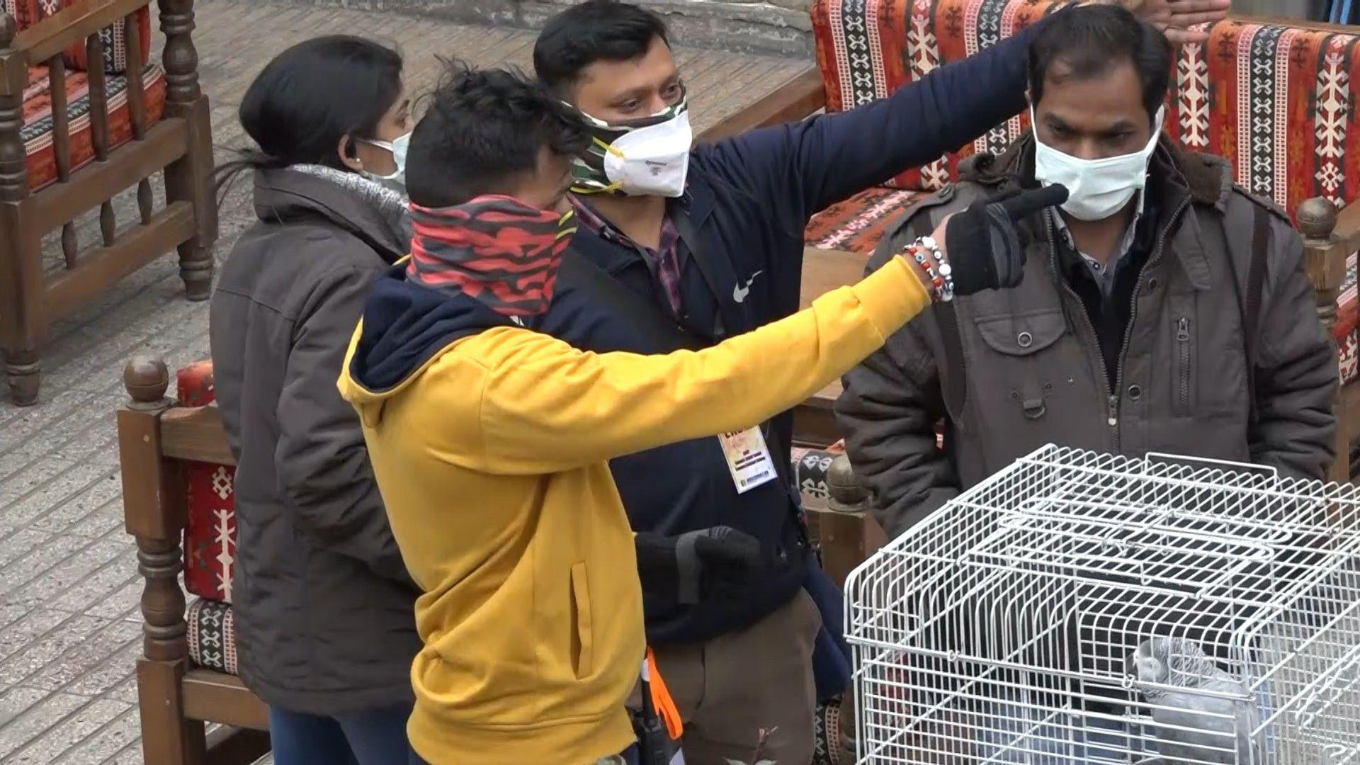 Bollywood filmi 'Durga' Gaziantep'te çekiliyor