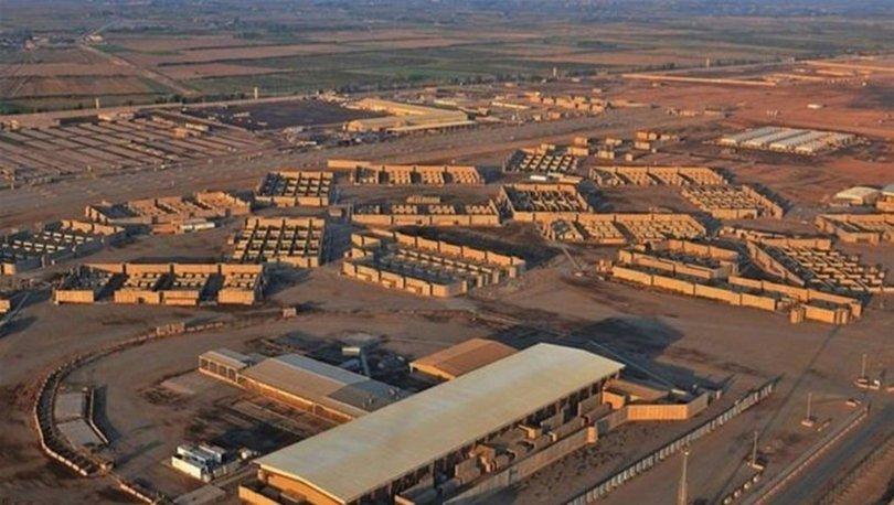 SON DAKİKA: Irak'ın Salahaddin ilindeki Beled Askeri Üssü'ne roketli saldırı - Haberler