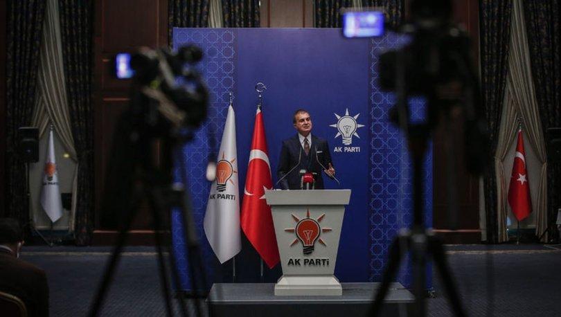 Son dakika: AK Parti MYK 'bildiri' gündemiyle toplanacak